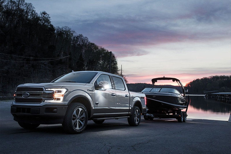 Ford F-150, Towing, Thor Motors